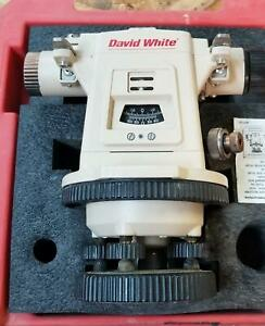 David White Universal Transit Level Lt8 300p With Hard Case A930f