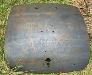 Nos Caddy lincoln chrysler dodge plymouth olds trunk Lid Decklid 1938 1940 1946