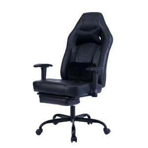 Blue Whale Office Gaming Chair Ergonomic Racing Computer Desk Chair Swivel Seat