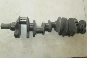 Original Gm Forged Steel 454 Crankshaft 7416 Freshly Turned Nitrided 010 010