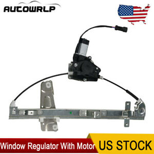 Power Window Regulator For 2000 2004 Jeep Grand Cherokee Front Right With Motor
