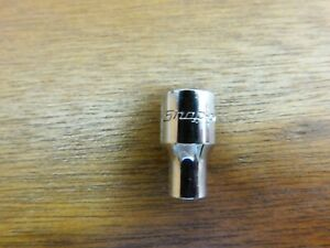Snap On Sockets 1 4in Drive Various Sizes New Old Stock