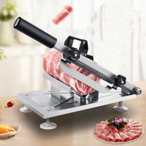 Kitchen Tools Meat Slicing Machine Alloy stainless Steel Household Manual Gadget