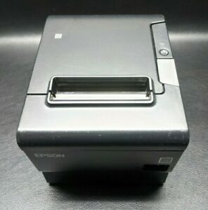 Epson Tm t88vi Thermal Pos Receipt Printer Ethernet Usb Point Of Sale