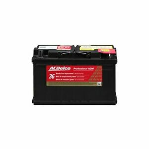 Ac Delco 94ragm Acdelco Professional Agm Automotive Bci Group 94r Battery