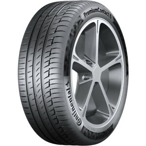 4 New Continental Premiumcontact 6 205 55r16 91v A S Performance Tires