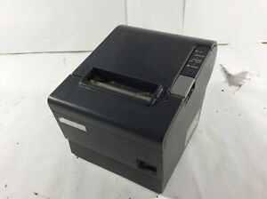Epson Receipt Pos Printer Tm t88iv M129h Parallel serial Ps 180 Am C3d