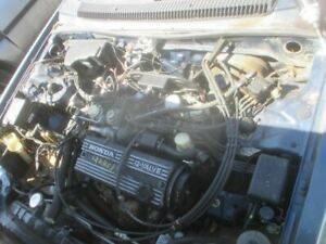 Automatic Transmission Carbureted Engine Fits 84 87 Prelude 16141880