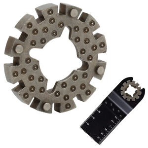 Arbor Adapter Fits Rockwell Sonicrafter Oscillating Multitool More New