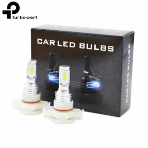 2x 5202 Ps24wff 80w 4000lm 3000k Yellow Led Fog Light Bulbs Driving Lamp Factory