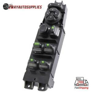 Electric Power Window Master Control Switch For Dodge Ram 1500 2500 3500 Truck