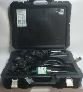 Greenlee 7310sb Knockout Punch Set 1 2 To 4