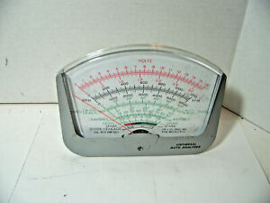 Knight Model Kg 375 A Universal Auto Car Analyzer Tester Panel Nos Free Shipping