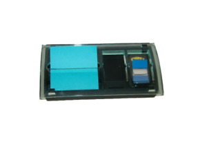Desk Post it Dispenser Note 3m Sticky Notes Tabs Tab 16866