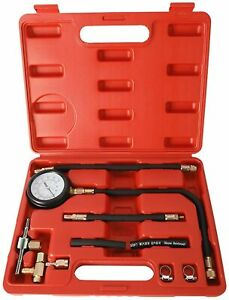 Universal Fuel Injection Pump Pressure Injector Tester Kit 0 100 Psi 7 Bar New