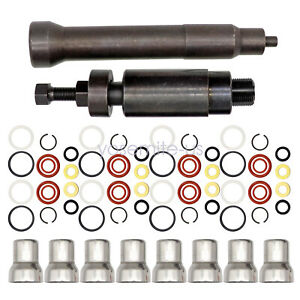Injector Sleeve Cup Removal Tool Install Kit Fit For Ford Powerstroke 6 0l 03 10