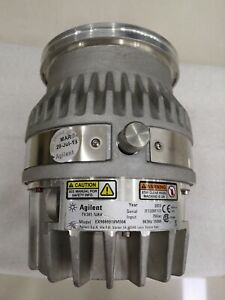 Varian Agilent Tv301 Navigator Turbo Pump Turbo V301 Nevigator