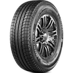 2 New Michelin Latitude X Ice Xi2 245 65r17 107t Winter Studless Tires