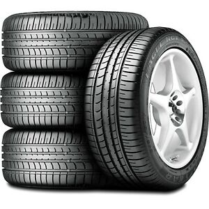 4 New Goodyear Eagle Nct5 Rof 245 45r17 95y Performance Tires