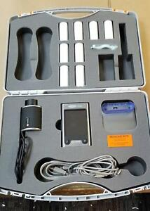 Care Fusion Micro Direct Loop Microloop Handheld Spirometer A989p