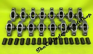 Prostar Sbc 1 5 Stainless Steel 7 16 Rocker Arms Small Block Chevy 305 327 350