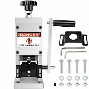 Hand Crank Manual Wire Stripper Machine Copper Cable Peeling Stripping Hand Dril
