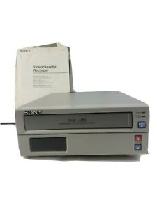 Sony Time Lapse Videocassette Recorder Svt lc300