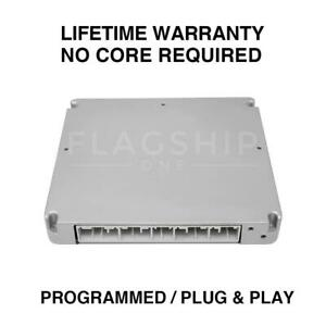 Engine Computer Programmed Plug play 1999 Toyota Land Cruiser 89666 60261 4 7l