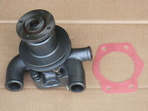 Water Pump W Pulley For Massey Ferguson Mf 135 Uk 148 150 154 4 230 231 235 240