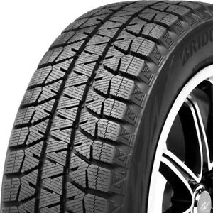 2 New Bridgestone Blizzak Ws80 215 70r15 98t Studless Snow Winter Tires