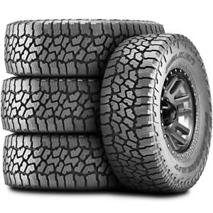 4 New Falken Wildpeak A T3w Lt 275 70r17 Load C 6 Ply At All Terrain Tires