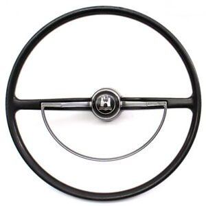 62 72 Vw Beetle Bug Steering Wheel Horn Ring Vintage Aircooled 311 415 651 A