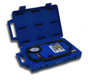 Exhaust Back Pressure Tester Kit Made In Usa Either O 2 Sensor Or Drill Hole