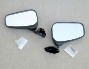 Outside Rear View Mirrors Lh And Rh Used 1978 Honda Civic 1300 75 78