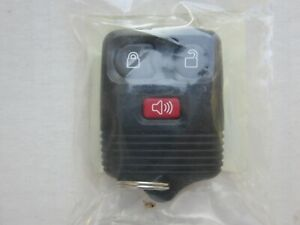 New Oem Factory Genuine Ford 3 Button Keyless Remote Entry Fob Clicker Alarm