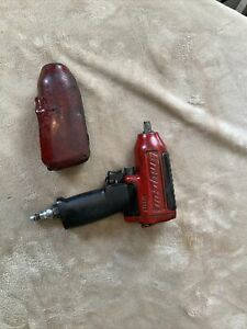 Snap On Ruby Red Mg325 Impact Wrench 3 8 Drive