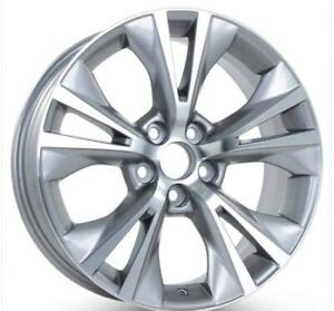 New 18 X 7 5 Replacement Wheel Rim For 2014 2019 Toyota Highlander
