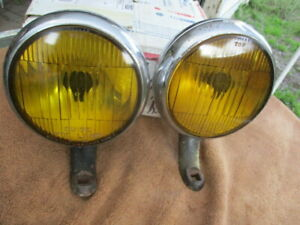 1930 S Guide 5 3 4 Amber Lens Fog Lights