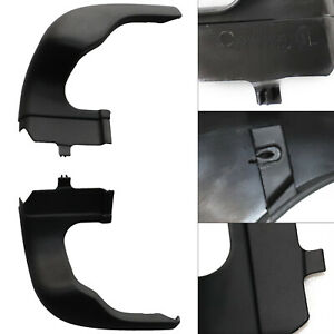 Rear Bumper End Cap Pair Set Of 2 Lh Rh For 05 15 Toyota Tacoma Pickup 4 door