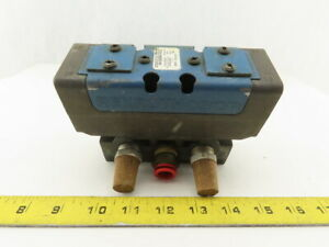 Rexroth Gs 020050 03333 5 2 Position Pneumatic Piloted Directional Valve