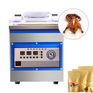 360w Commercial Vacuum Sealer Food Sealing Machine Home Packing Pressure 1 8l Us