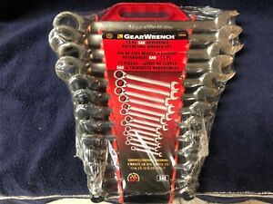 Gearwrench 9509n 13 Piece Reversible Ratcheting Wrench Set