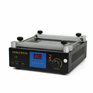 110v 220v Preheater Bga Rework Station Preheating Oven Station Digital Display