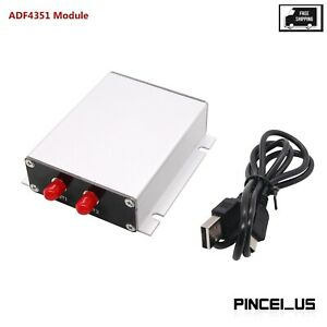 Adf4351 Rf Signal Generator Sweep Frequency Generator 4 4g Pc Software Control
