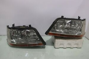 Bosch Front Head Lights Lamps Headlights Bmw E36 Coupe Projector 1992 1998 Oem