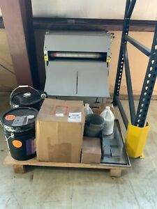 Uv Coater Xdc 530 Ultra Violet Curing Graphic Whizard Vivid