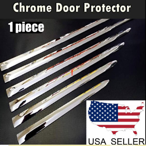 Chrome Side Molding Trim Car Door Protector 39 3