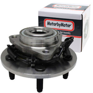 515126 Front Wheel Hub Bearing Assembly For 2009 2012 Dodge Ram 1500 W abs