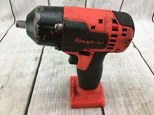 Snap On Cordless Ct8810bo 3 8 Impact Wrench Bare Tool Tested