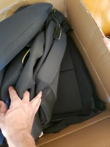 Seat Covers 2013 Chevrolet Silverado 1500 Extended Cab